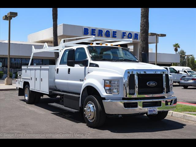 2018 F-650 Crew Cab DRW 4x2,  Scelzi Combo Body #18P257 - photo 13