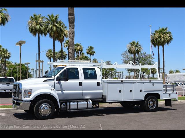 2018 F-650 Crew Cab DRW 4x2,  Scelzi Combo Body #18P257 - photo 3