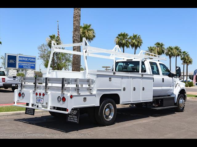 2018 F-650 Crew Cab DRW 4x2,  Scelzi Combo Body #18P257 - photo 21