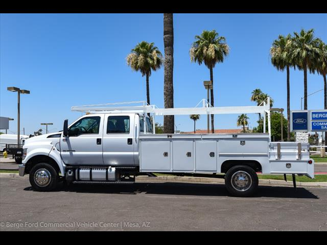 2018 F-650 Crew Cab DRW 4x2,  Scelzi Combo Body #18P257 - photo 4