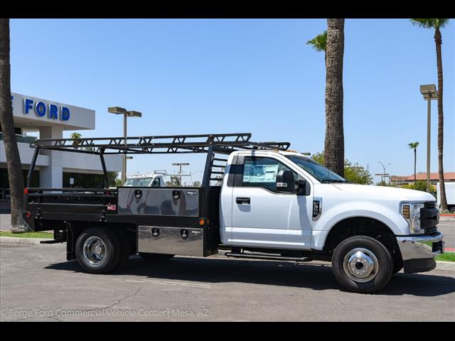 2018 F-350 Regular Cab DRW 4x4,  Freedom Contractor Body #18P271 - photo 9