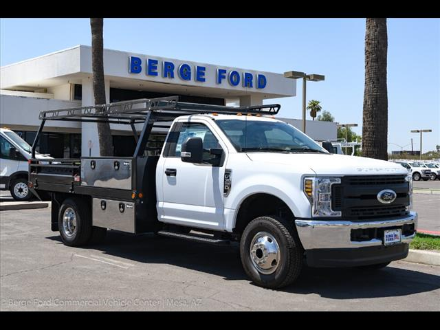 2018 F-350 Regular Cab DRW 4x4,  Freedom Contractor Body #18P271 - photo 10