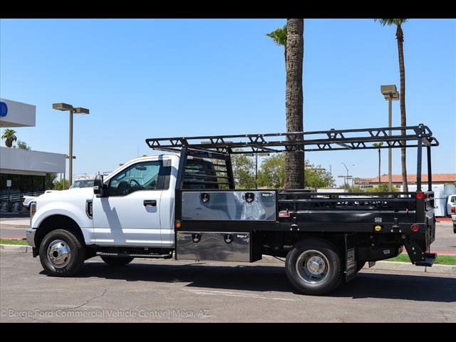 2018 F-350 Regular Cab DRW 4x4,  Freedom Contractor Body #18P271 - photo 3
