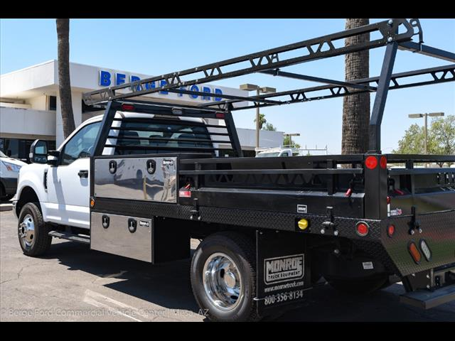 2018 F-350 Regular Cab DRW 4x4,  Freedom Contractor Body #18P271 - photo 4