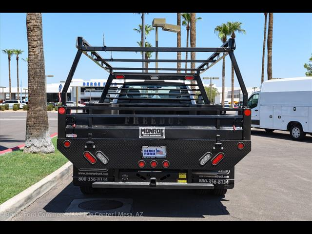 2018 F-350 Regular Cab DRW 4x4,  Freedom Contractor Body #18P271 - photo 6