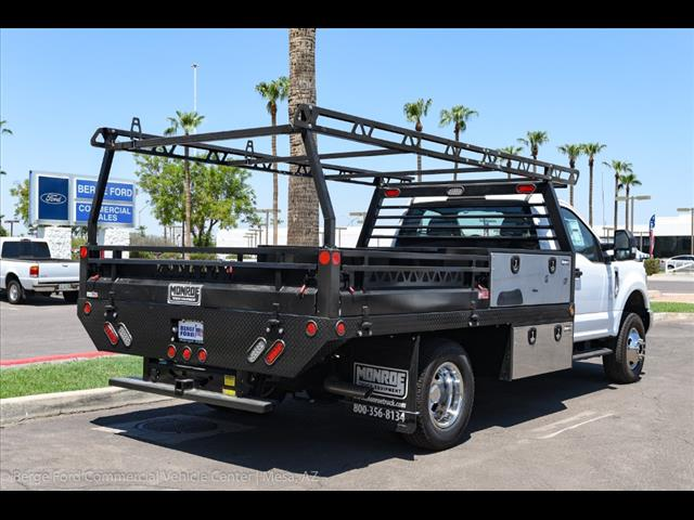 2018 F-350 Regular Cab DRW 4x4,  Freedom Contractor Body #18P271 - photo 7