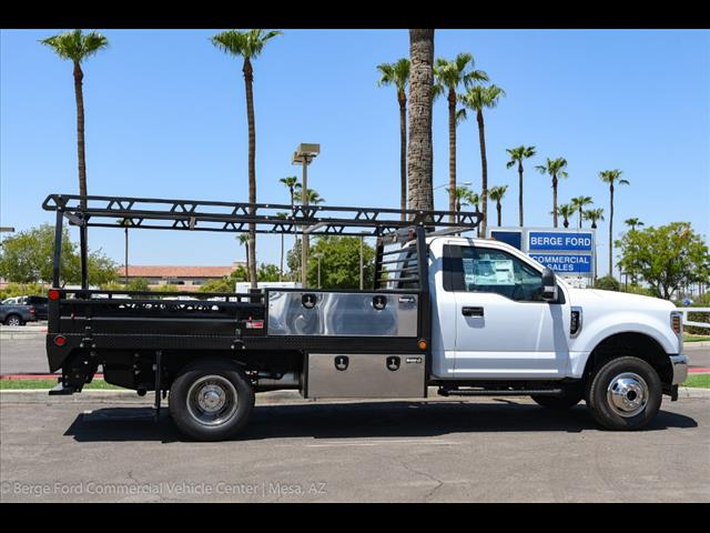 2018 F-350 Regular Cab DRW 4x4,  Freedom Contractor Body #18P271 - photo 8