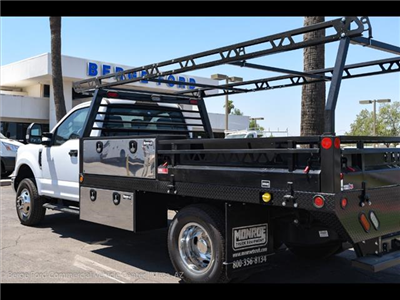 2018 F-350 Regular Cab DRW 4x4,  Freedom ProContractor Body #18P271 - photo 4