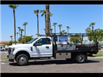 2018 F-350 Regular Cab DRW 4x4,  Freedom Contractor Body #18P271 - photo 1