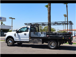 2018 F-350 Regular Cab DRW 4x4,  Freedom ProContractor Body #18P271 - photo 3