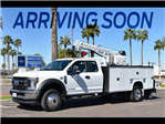 2018 F-550 Super Cab DRW 4x4,  Knapheide Mechanics Body #18P272 - photo 1