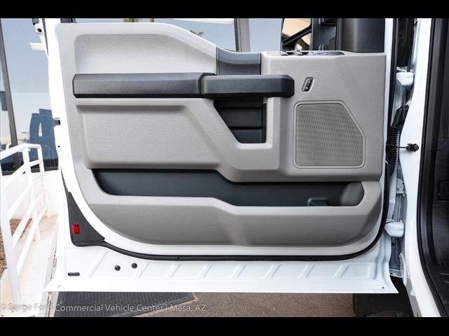 2018 F-450 Super Cab DRW 4x4,  Reading Platform Body #18P287 - photo 9