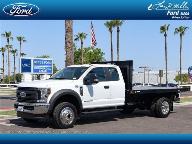 2018 F-450 Super Cab DRW 4x4,  Reading Platform Body #18P287 - photo 23