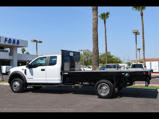 2018 F-450 Super Cab DRW 4x4,  Reading Platform Body #18P287 - photo 4