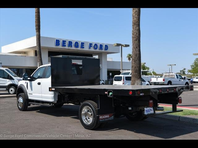 2018 F-450 Super Cab DRW 4x4,  Reading Platform Body #18P287 - photo 2
