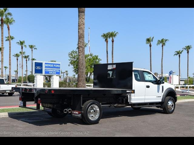 2018 F-450 Super Cab DRW 4x4,  Reading Platform Body #18P287 - photo 6