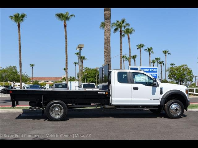 2018 F-450 Super Cab DRW 4x4,  Reading Platform Body #18P287 - photo 7