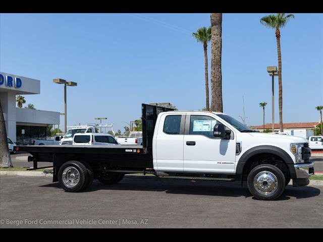 2018 F-450 Super Cab DRW 4x4,  Reading Platform Body #18P287 - photo 8