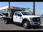2018 F-450 Super Cab DRW 4x4,  Reading Platform Body #18P287 - photo 1