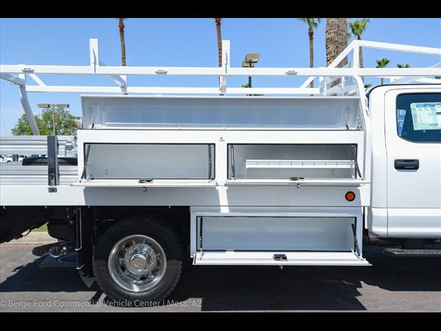 2018 F-450 Crew Cab DRW 4x4,  Royal Contractor Bodies Contractor Body #18P294 - photo 13