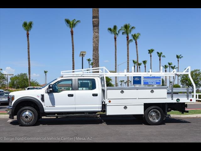 2018 F-450 Crew Cab DRW 4x4,  Royal Contractor Bodies Contractor Body #18P294 - photo 4