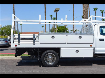 2018 F-450 Crew Cab DRW 4x4,  Royal Contractor Bodies Contractor Body #18P294 - photo 12