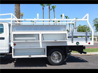 2018 F-450 Crew Cab DRW 4x4,  Royal Contractor Bodies Contractor Body #18P294 - photo 6