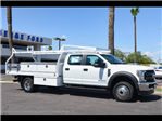 2018 F-450 Crew Cab DRW 4x4,  Royal Contractor Bodies Contractor Body #18P294 - photo 15