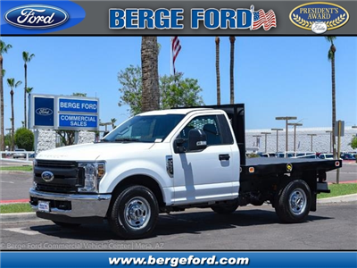 2018 F-250 Regular Cab 4x2,  Knapheide Value-Master X Platform Body #18P303 - photo 1