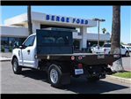 2018 F-250 Regular Cab 4x2,  Knapheide Value-Master X Platform Body #18P303 - photo 2