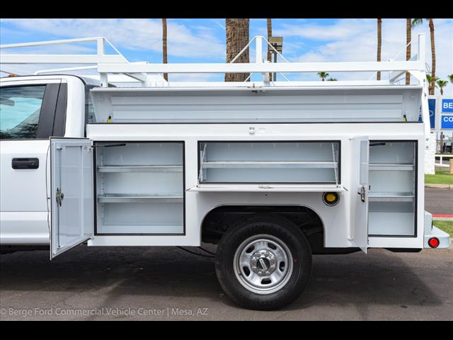 2018 F-350 Regular Cab 4x2,  Scelzi Signature Service Body #18P307 - photo 5