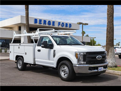 2018 F-350 Regular Cab 4x2,  Scelzi Signature Service Body #18P307 - photo 15