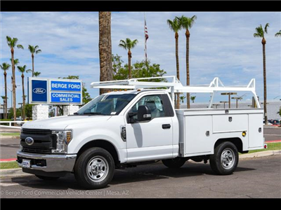 2018 F-350 Regular Cab 4x2,  Scelzi Signature Service Body #18P307 - photo 1