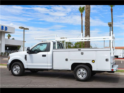 2018 F-350 Regular Cab 4x2,  Scelzi Signature Service Body #18P307 - photo 4
