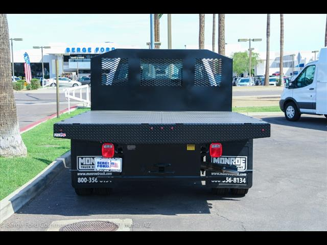 2018 F-450 Crew Cab DRW 4x4,  Monroe Work-A-Hauler II Platform Body #18P327 - photo 5