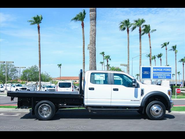 2018 F-450 Crew Cab DRW 4x4,  Monroe Work-A-Hauler II Platform Body #18P327 - photo 7