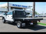 2018 F-450 Crew Cab DRW 4x4,  Monroe Work-A-Hauler II Platform Body #18P327 - photo 2