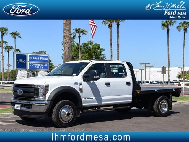 2018 F-450 Crew Cab DRW 4x4,  Freedom Rodeo Platform Body #18P337 - photo 1