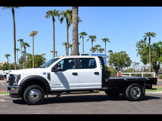 2018 F-450 Crew Cab DRW 4x4,  Freedom Rodeo Platform Body #18P337 - photo 3