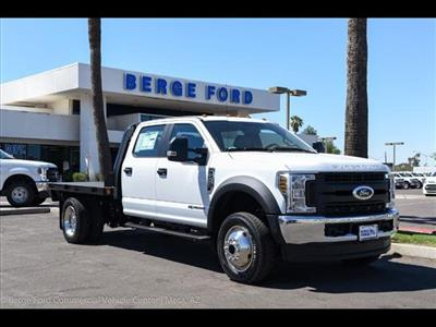 2018 F-450 Crew Cab DRW 4x4,  Freedom Rodeo Platform Body #18P337 - photo 11
