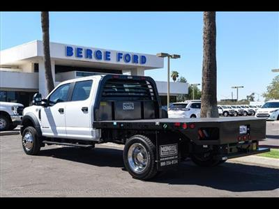 2018 F-450 Crew Cab DRW 4x4,  Freedom Rodeo Platform Body #18P337 - photo 2