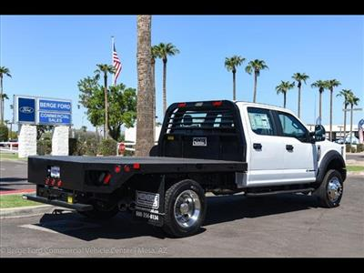 2018 F-450 Crew Cab DRW 4x4,  Freedom Rodeo Platform Body #18P337 - photo 8