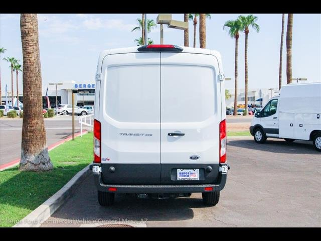 2018 Transit 250 Med Roof 4x2,  Sortimo Upfitted Cargo Van #18P362 - photo 11