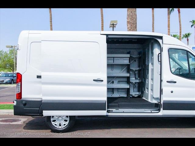 2018 Transit 250 Med Roof 4x2,  Sortimo Upfitted Cargo Van #18P362 - photo 14