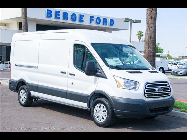 2018 Transit 250 Med Roof 4x2,  Sortimo Upfitted Cargo Van #18P362 - photo 15