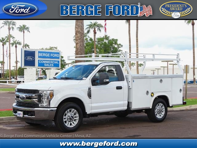 2018 F-250 Regular Cab 4x2,  Royal Service Body #18P384 - photo 1