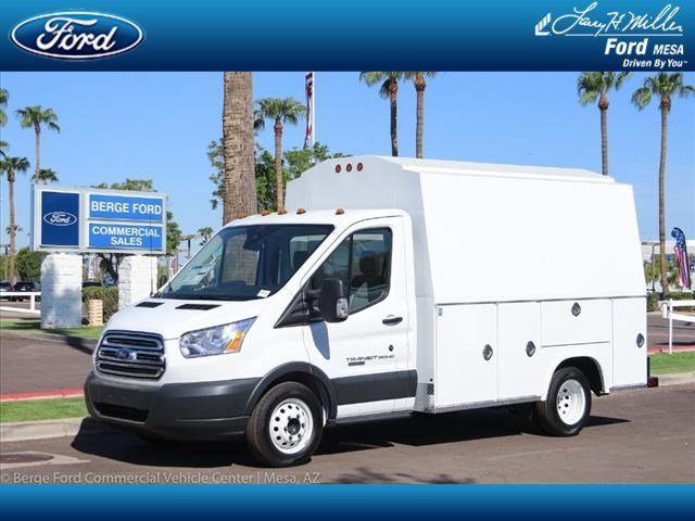 2018 Transit 350 HD DRW 4x2,  Royal TR 125 Transit Service Body #18P402 - photo 1