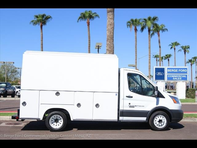 2018 Transit 350 HD DRW 4x2,  Royal TR 125 Transit Service Body #18P402 - photo 11