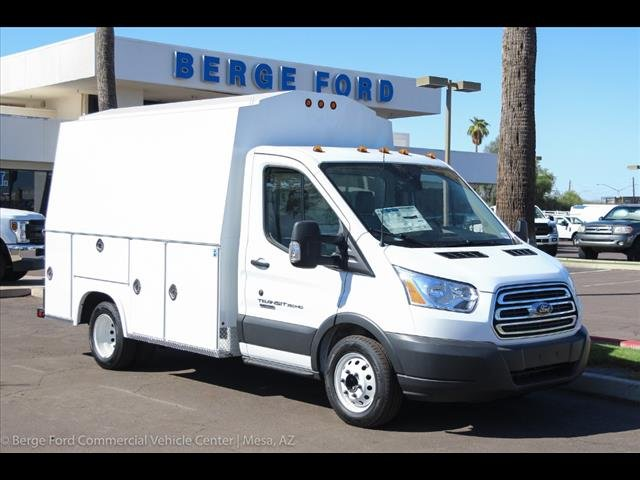 2018 Transit 350 HD DRW 4x2,  Royal TR 125 Transit Service Body #18P402 - photo 13