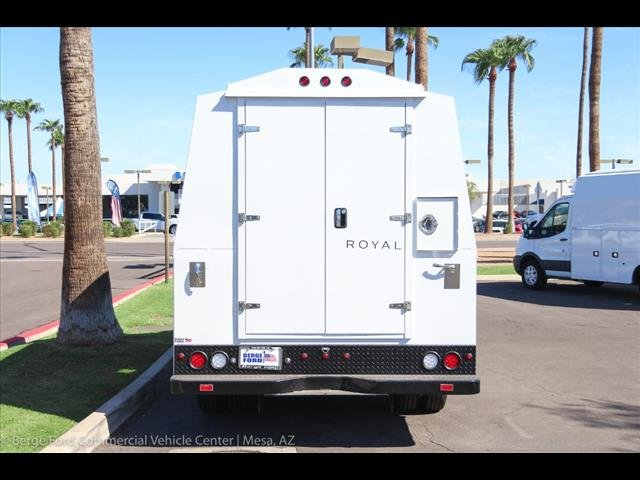 2018 Transit 350 HD DRW 4x2,  Royal TR 125 Transit Service Body #18P402 - photo 9